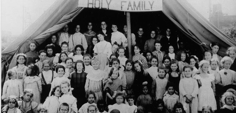 1906 Washington Sq. Refugee Tent D.H.