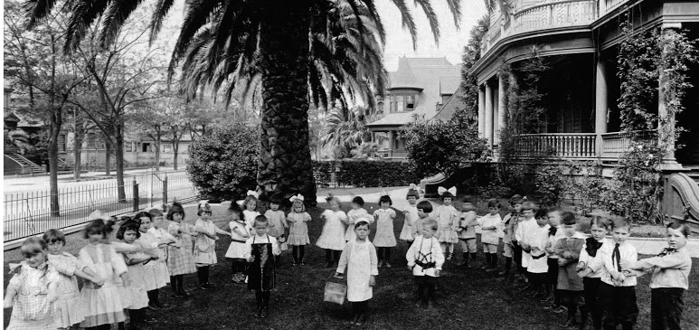 1914 St. Vincent's Day Home