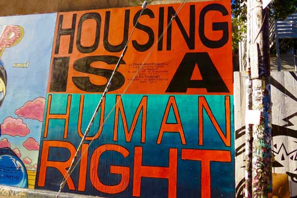 Homelessness & Housing