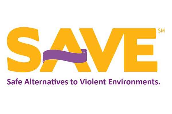 Safe Alternatives to Violent Environments logo